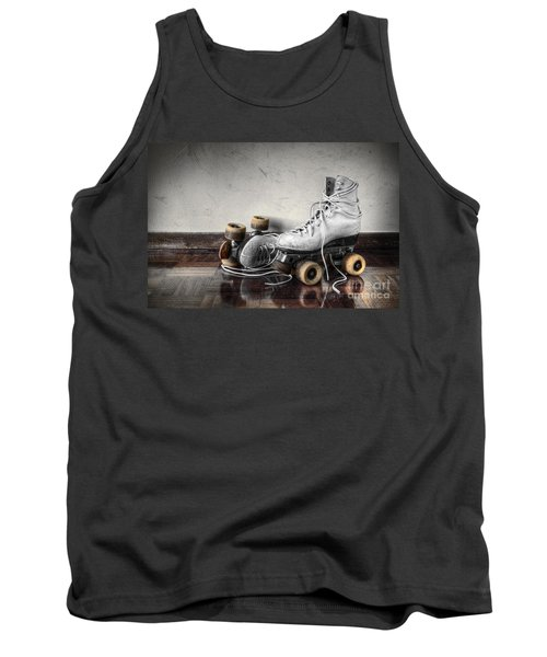 Vintage Skates Tank Top