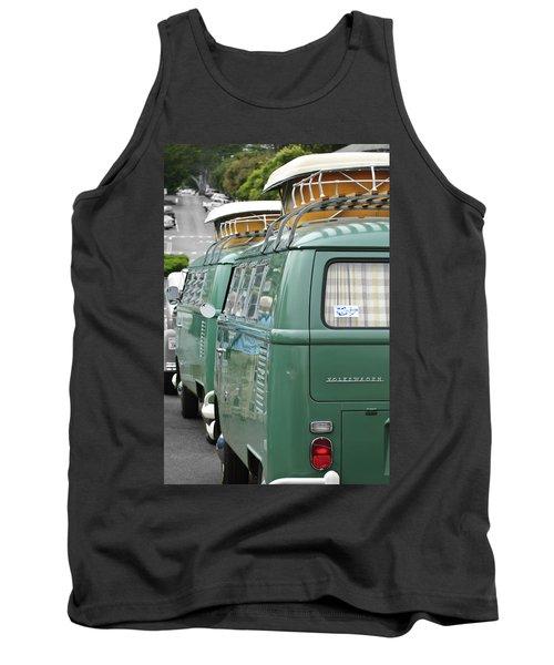 Volkswagen Vw Bus Tank Top