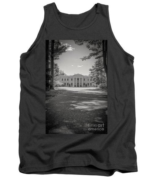 Wadsworth Mansion At Long Hill Middletown Connecticut Tank Top