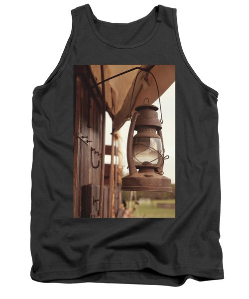 Wagon Lantern Tank Top