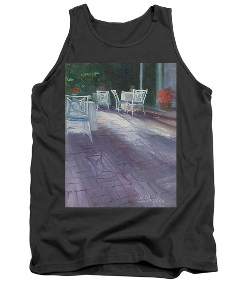 Waiting For Breakfast Tank Top