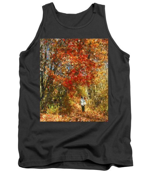 Walk On The Wild Side Tank Top