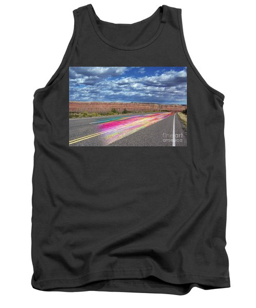 Walking With God Tank Top by Margie Chapman