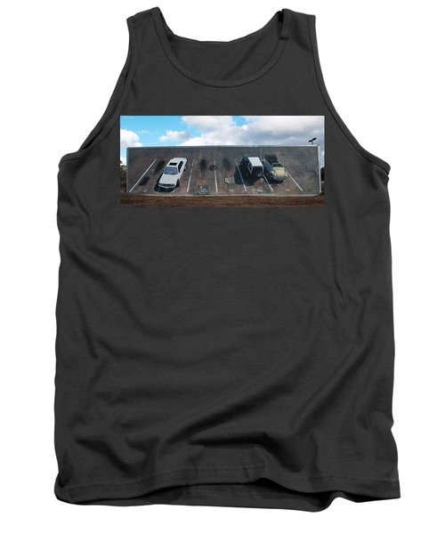 Wall Grabbers Tank Top by Blue Sky