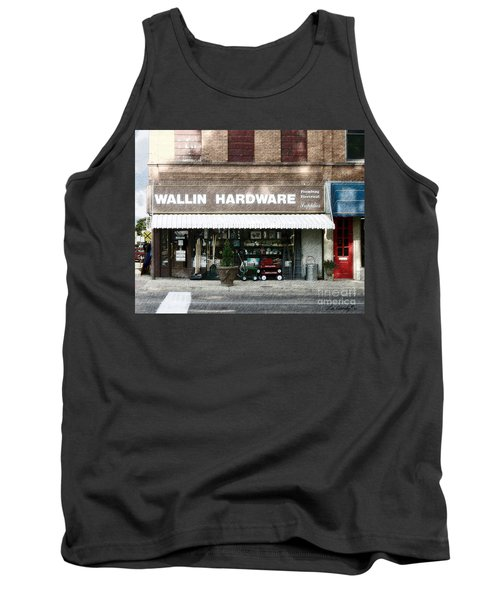 Wallin Hardware Tank Top