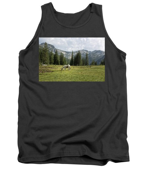Tank Top featuring the photograph Wallowas - No. 2 by Belinda Greb