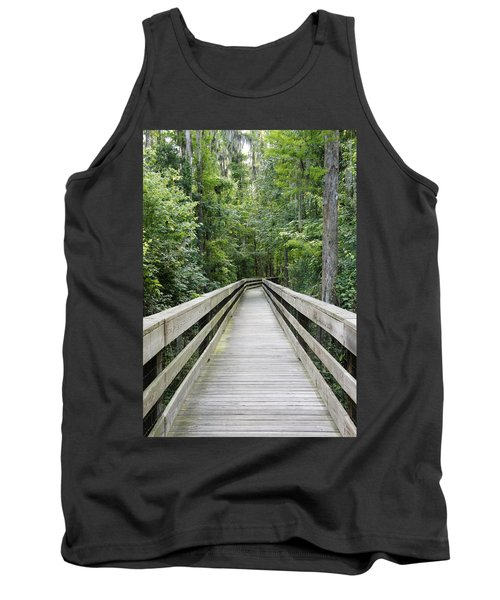 Tank Top featuring the photograph Wander by Laurie Perry
