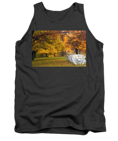 War And Peace Tank Top