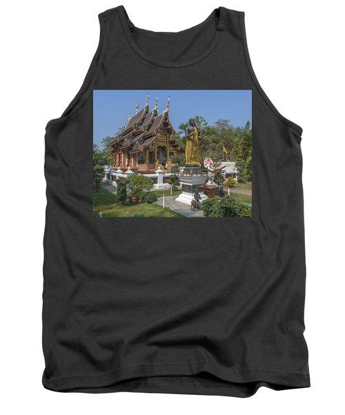 Wat Chedi Liem Phra Ubosot Dthcm0831 Tank Top