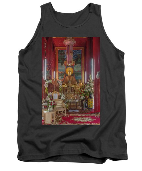 Wat Chedi Liem Phra Wihan Buddha Image Dthcm0827 Tank Top