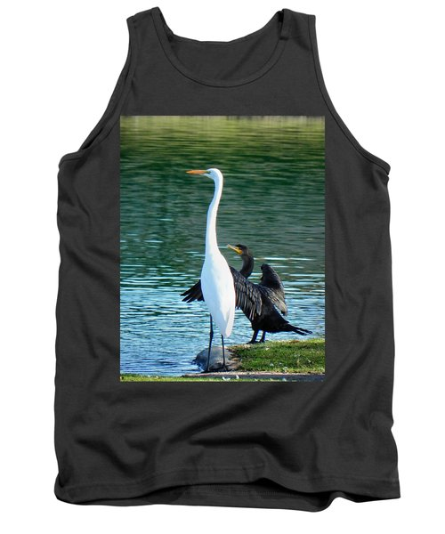 Watch This Tank Top