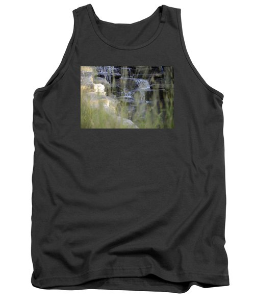 Water Is Life 1 Tank Top by Teo SITCHET-KANDA
