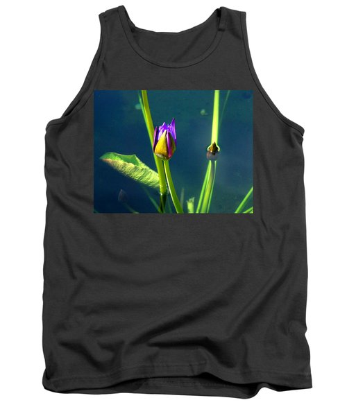 Water Lily 005 Tank Top