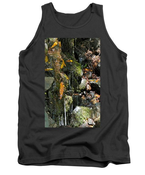 Tank Top featuring the photograph Water Of Life by Michele Myers