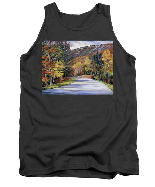 Waterville Road New Hampshire Tank Top