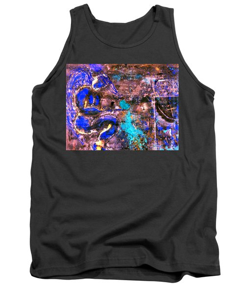 We All Bleed The Same Color Iv Tank Top
