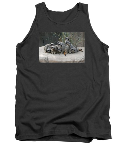 We Are Family Tank Top by Judy Whitton