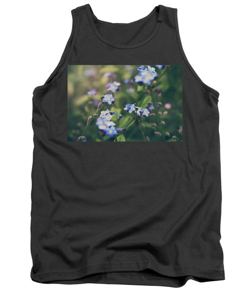 We Lay With The Flowers Tank Top