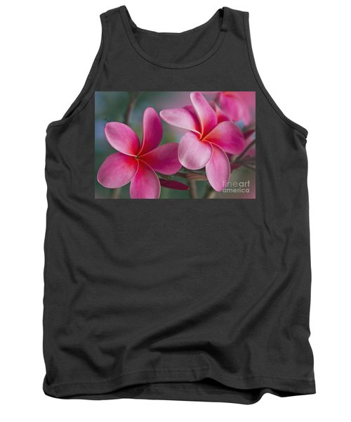 Tank Top featuring the photograph We Were Together . . .  by Sharon Mau