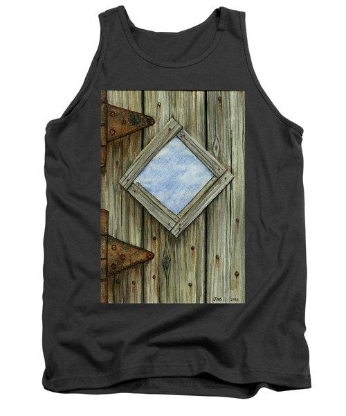 Weathered #2 Tank Top