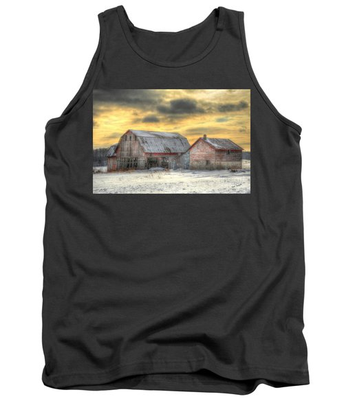 Weathered Tank Top