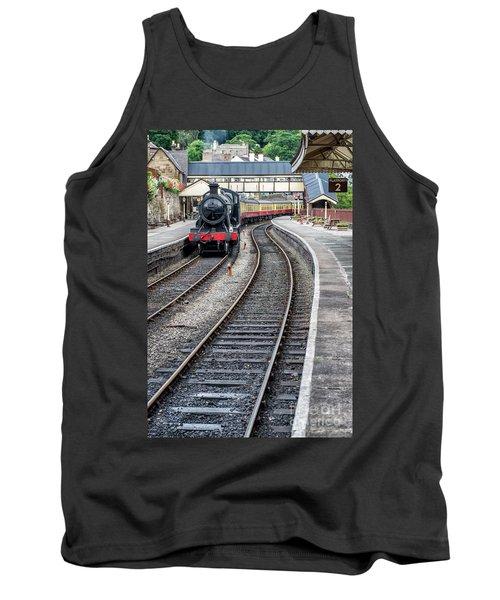 Welsh Railway Tank Top