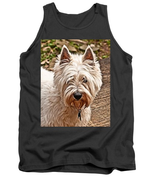 West Highland White Terrier Tank Top