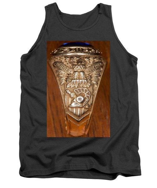 West Point Class Ring Tank Top