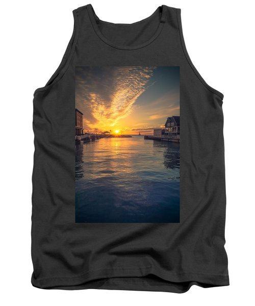 West Slip Surprise Tank Top