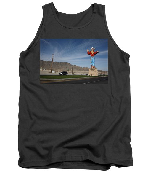 West Wendover Nevada Tank Top