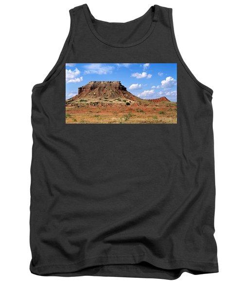 Lone Peak Mountain Tank Top