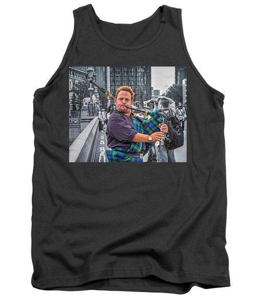 Westminster Piper Tank Top