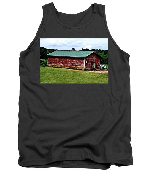 Westminster Stable Tank Top by Tara Potts