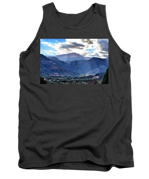 Westside Colorado Springs Tank Top