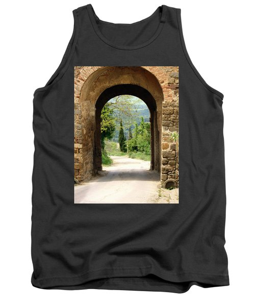 What Lies Ahead Tank Top