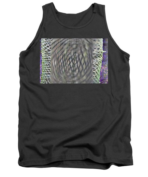Whirling Trunk Tank Top