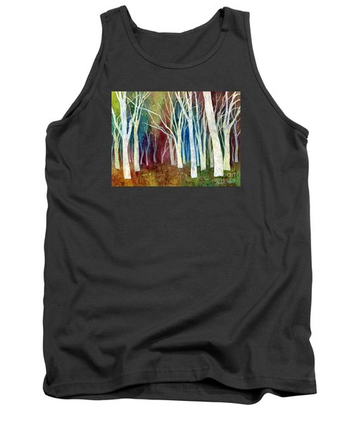 White Forest I Tank Top