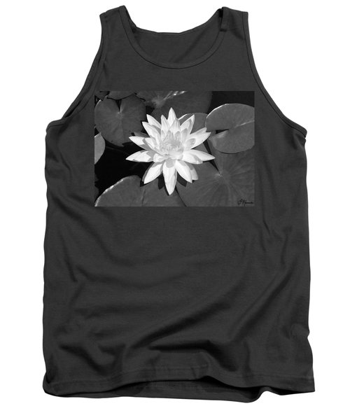 White Lotus 2 Tank Top