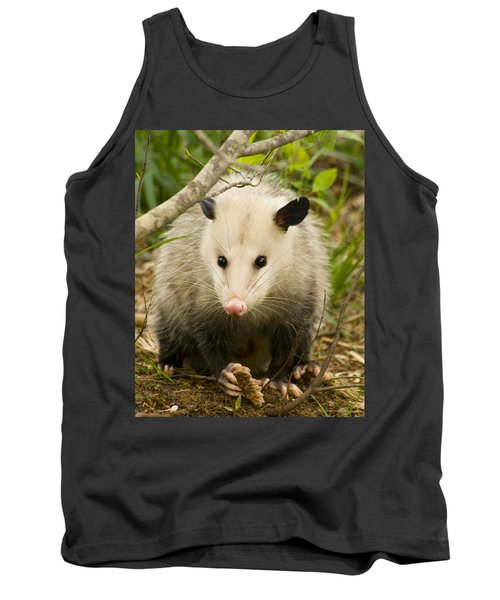 Who Says Possums Are Ugly Tank Top