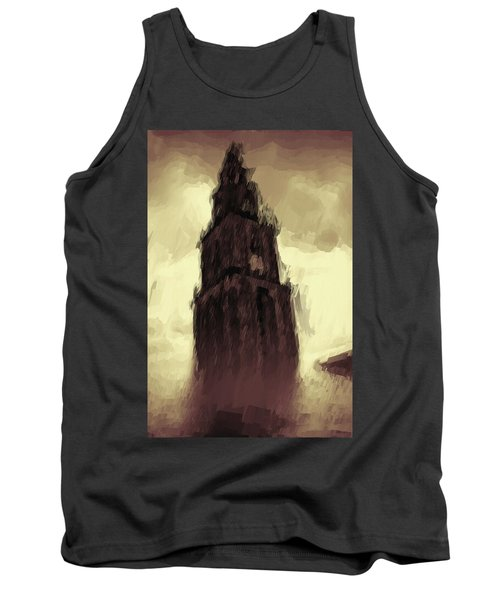 Wicked Tower Tank Top