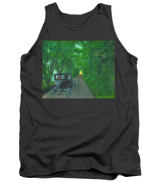 Wild Irish Roads Tank Top