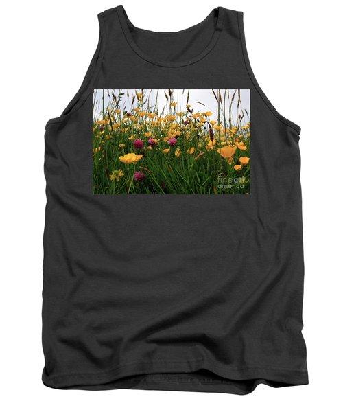 Wildflowers Tank Top
