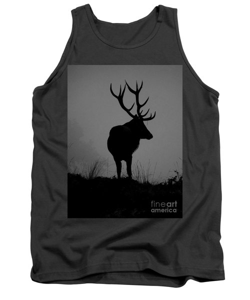 Wildlife Monarch Of The Park Tank Top
