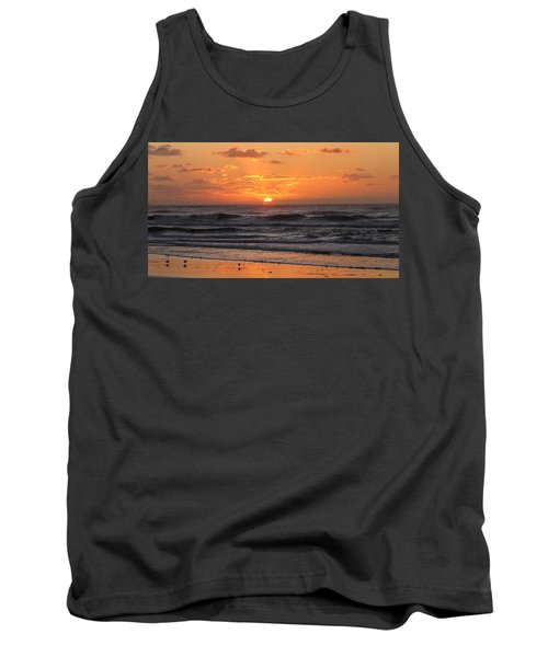 Wildwood Beach Here Comes The Sun Tank Top