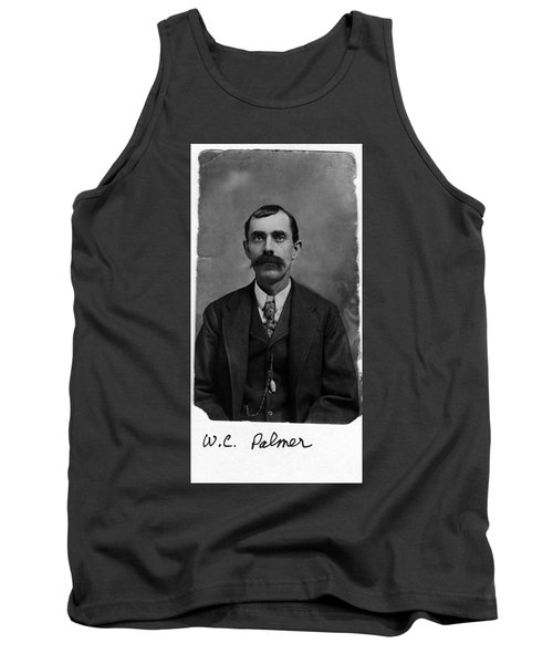 Tank Top featuring the photograph William Calvin Palmer by Karon Melillo DeVega