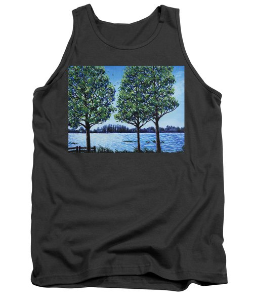 Wind In The Trees Tank Top