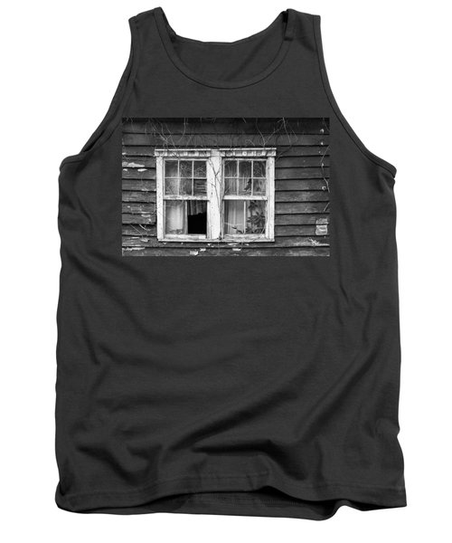 Window Dressing Tank Top