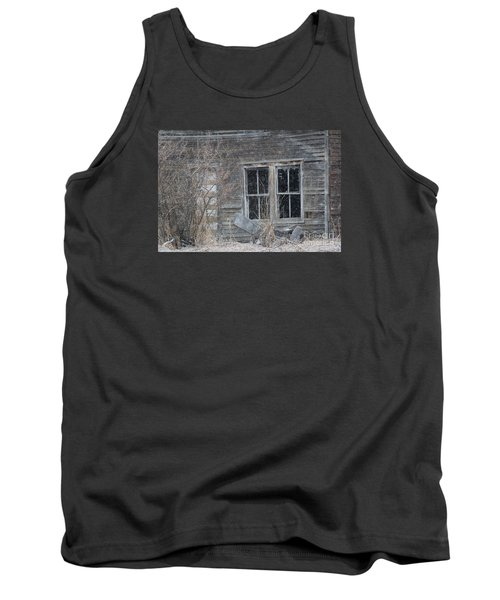 Window To The Old Soul Tank Top