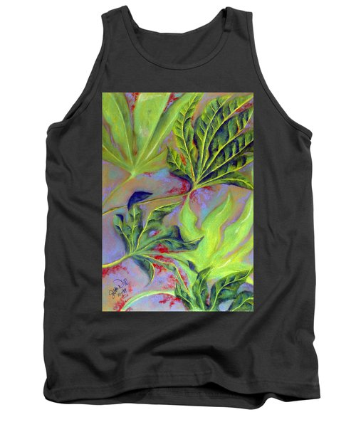 Windy Tank Top by Susan Will