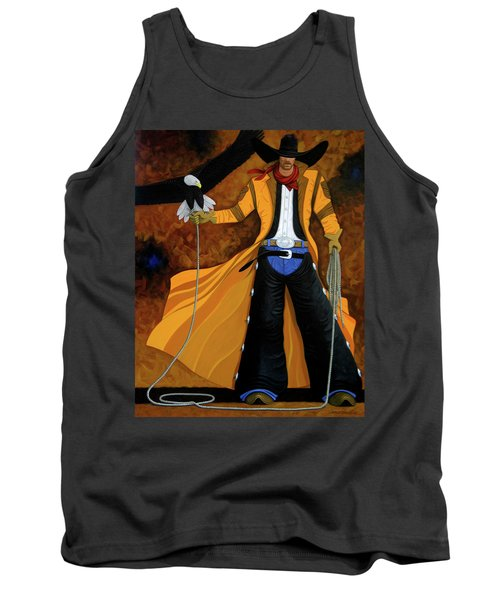 Wings Of The West Tank Top